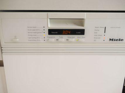 <海外キッチン>ドイツ製・Miele(ミーレ)食洗機の使い心地と使っている洗剤
